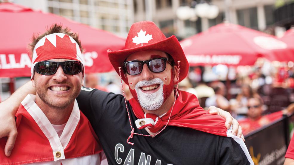 Vì sao không ai muốn rời Canada, miền đất đôn hậu và dễ thương nhất hành tinh