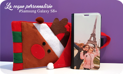 Coque personnalisée smartphone Samsung Galaxy S8+