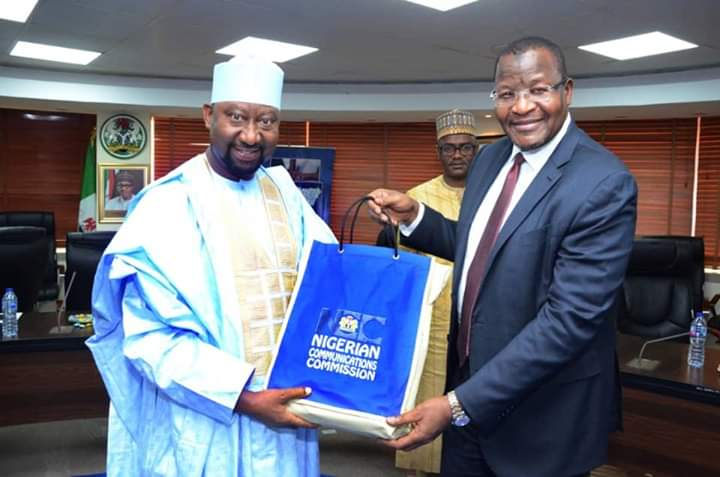 ITREALMS: 9mobile: New board visits NCC - ITREALMS