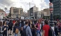 Πάτρα: Πορείες και συγκεντρώσεις ενάντια στο Πολυνομοσχέδιο (βίντεο - φώτο)