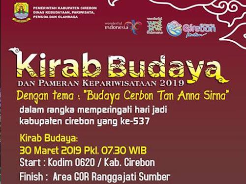Kirab Budaya Cirebon 2019