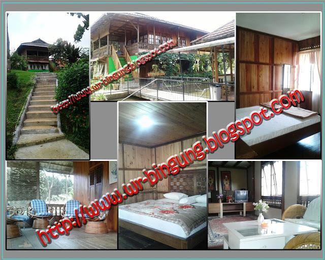 Villa Manado di Gunung Bunder