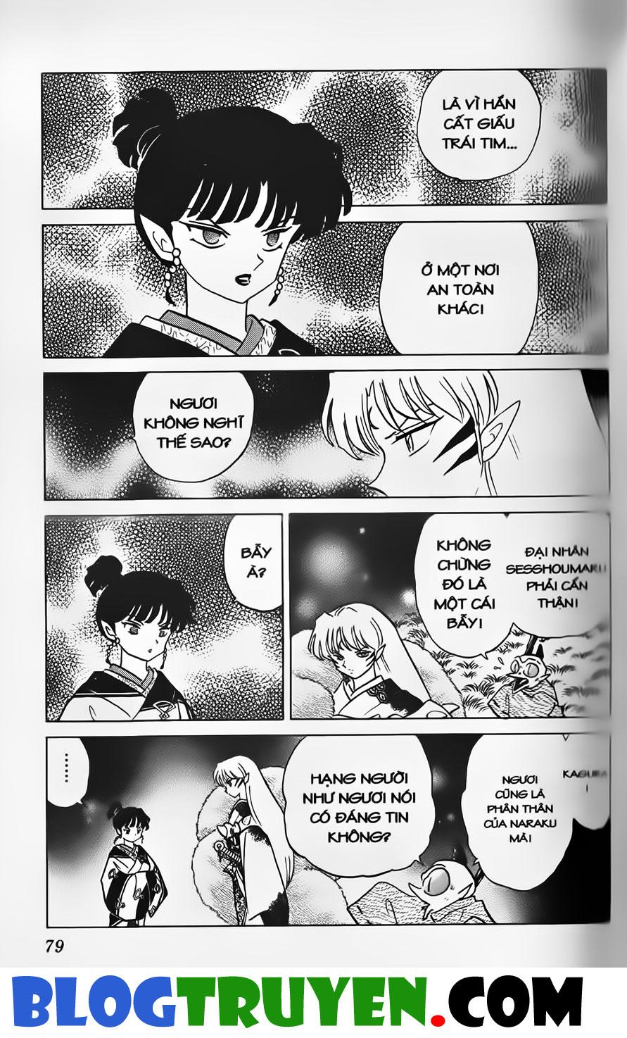 Inuyasha vol 35.5 trang 4