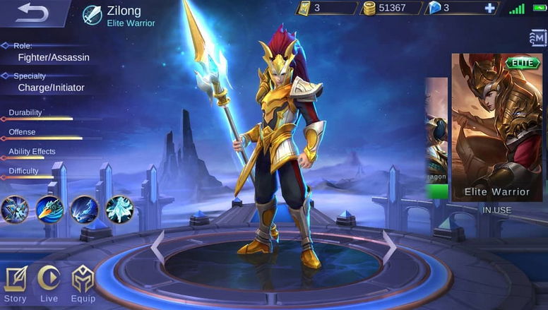 7 skin hero mobile legends yang akan segera hadir - irumira