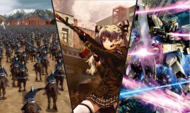 Top Best War Anime List (From Medieval, Modern to Future War)