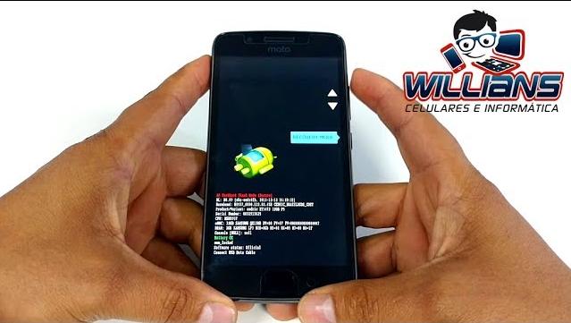 Moto G5 - Willians Celulares