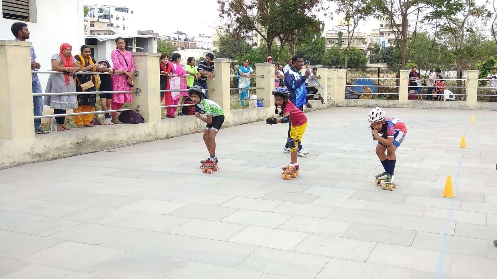 Roller shoes in hyderabad - Roller Skating