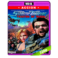 Starship Troopers: Traitor of Mars (2017) WEB-DL 720p Audio Dual Latino-Ingles