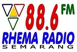 Streaming Radio Rhema 88.6 FM Semarang