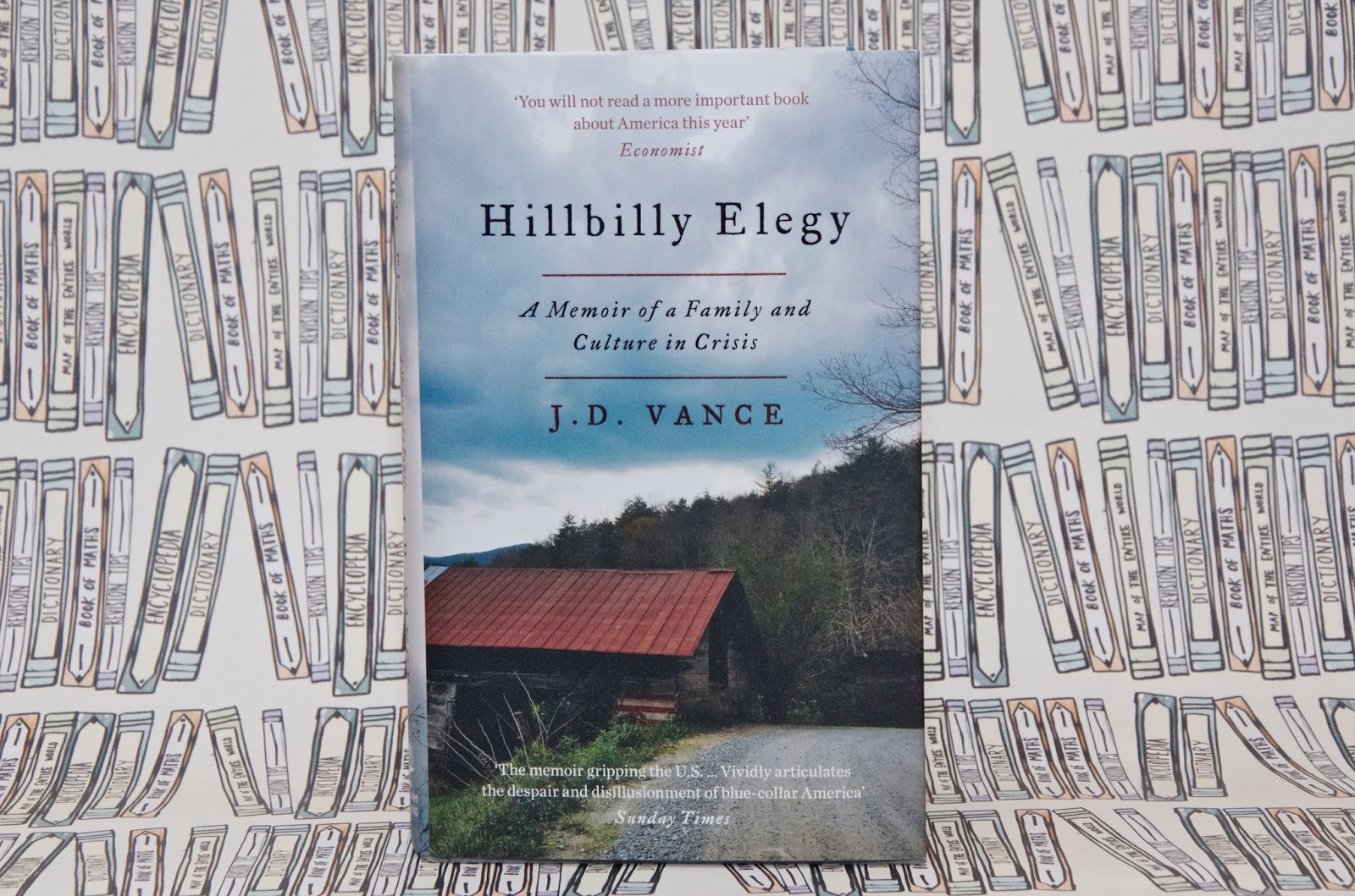 book review hillbilly elegy a memoir of a family and culture in book review hillbilly elegy a memoir of a family and culture in crisis by j d vance
