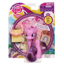 My Little Pony Single with DVD Twilight Sparkle Brushable Pony