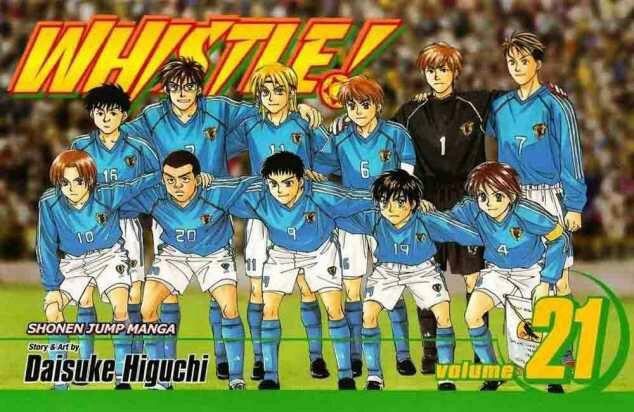 Mimpi Kazamatsuri Shou Selalu Ingin Menjadi Pemain Sepak Bola Profesional Tapi Dia Punya Satu Masalah Yang Sangat Serius Yaitu Tidak Pandai Bermain