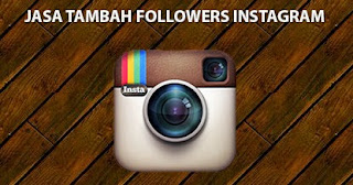 Jasa Tambah Followers Instagram