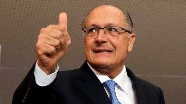 Geraldo Alckmin diz que seu vice deve ser do Nordeste e de outro partido