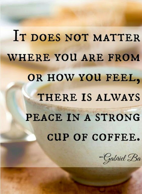 Image result for coffee thoughts
