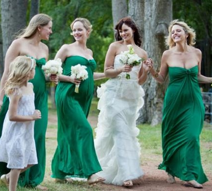 Bellyitch: Pregnant Bridesmaids: 5 Things to Consider ...