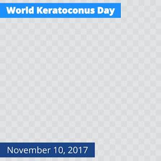 World Keratoconus Day Facebook Frame