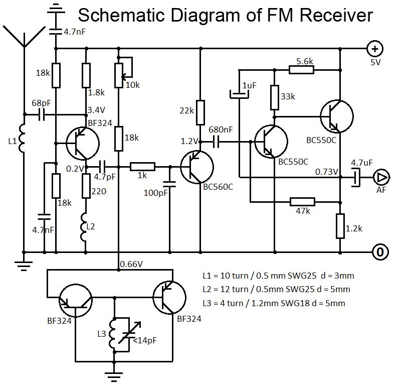 What is Schematic Diagram (Definition)   CircuitsTune