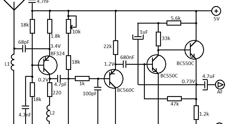 la4440 amplifier circuit circuitstune