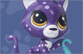 LPS Cheetah Figures