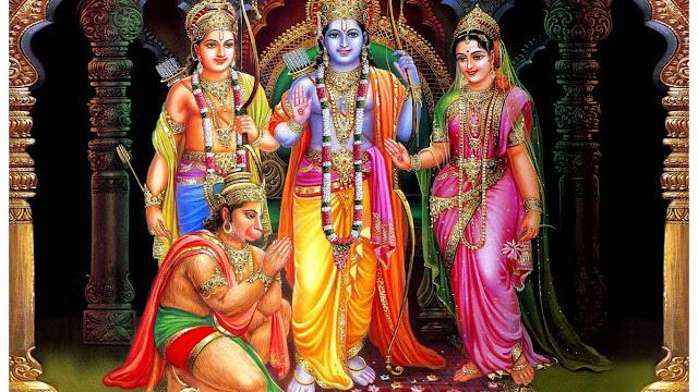 Ram Pariwar Images on Navratri
