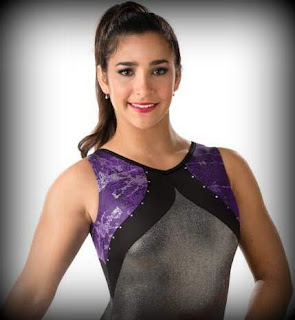 Aly Raisman natal horoscope predictions