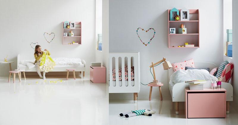 dorosłe łóżko dla dziecka, dziecięce łóżko, kolorowe łóżka dla dzieci