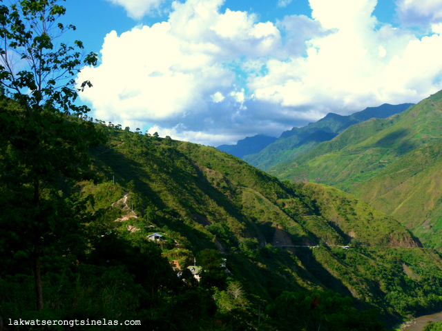 the long and winding trip to tinglayan mountains