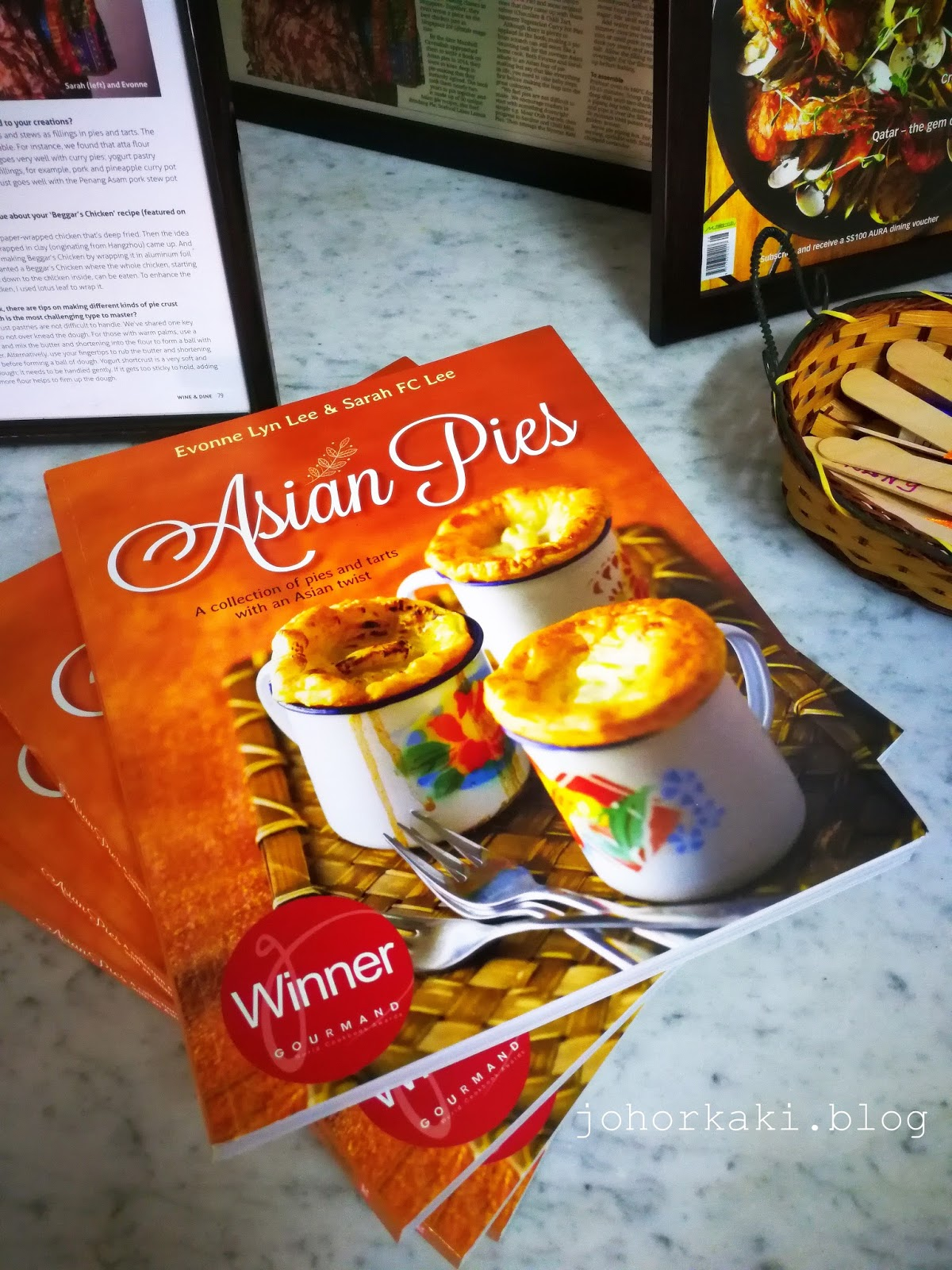 Asian pies by evonne sarah best asian cuisine book in for Asian cuisine books