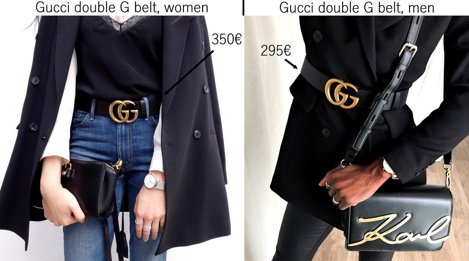 f1d69db9789 Ceinture Gucci Femme Double G