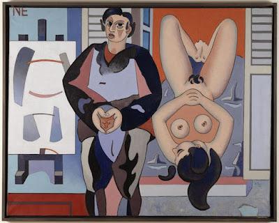 Jean Helion - A rebours,1947