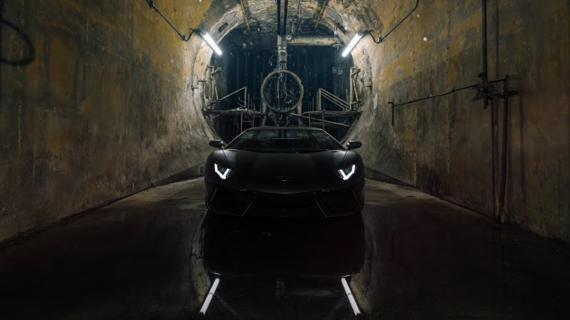Lamborghini Aventador 2017 HD