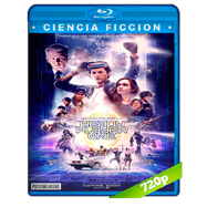 Ready Player One: Comienza el juego (2018) BRRip 720p Audio Dual Latino-Ingles