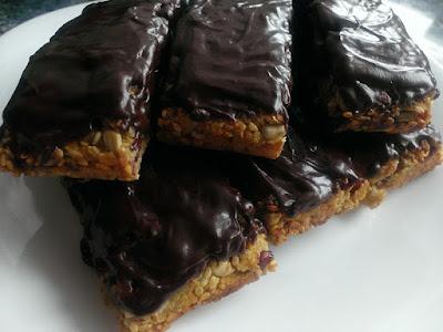 zdrowe fit ciasteczka