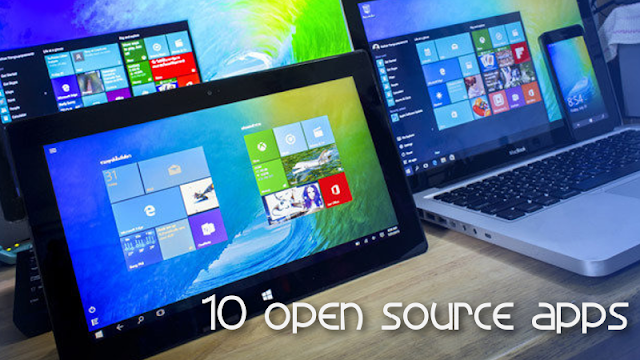 10 open source apps