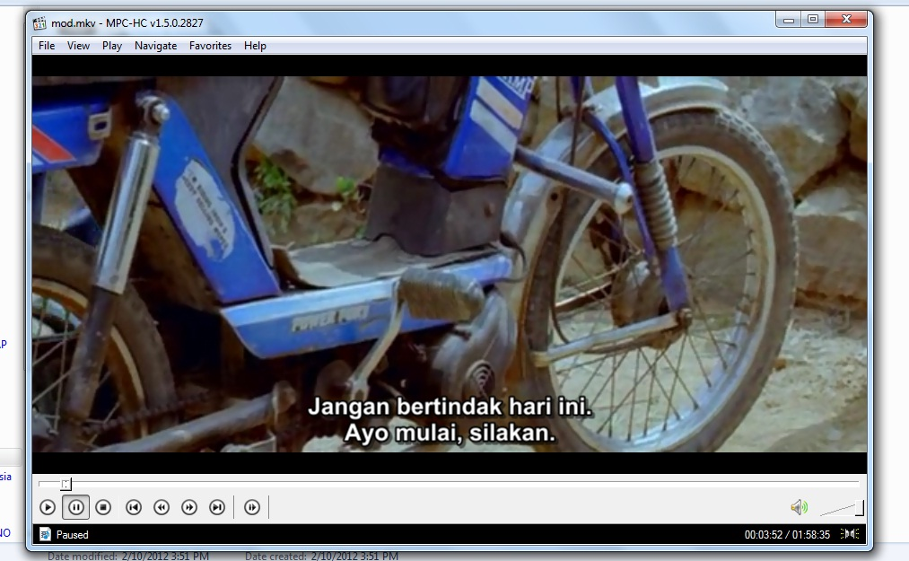 Cara Membuat Subtitle indonesia Film-film Luar Keren | 1