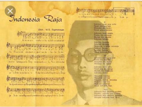 Lagu Indonesia Raya Stanza 1 Stanza 2 Dan Stanza 3 Berbagi Ilmu