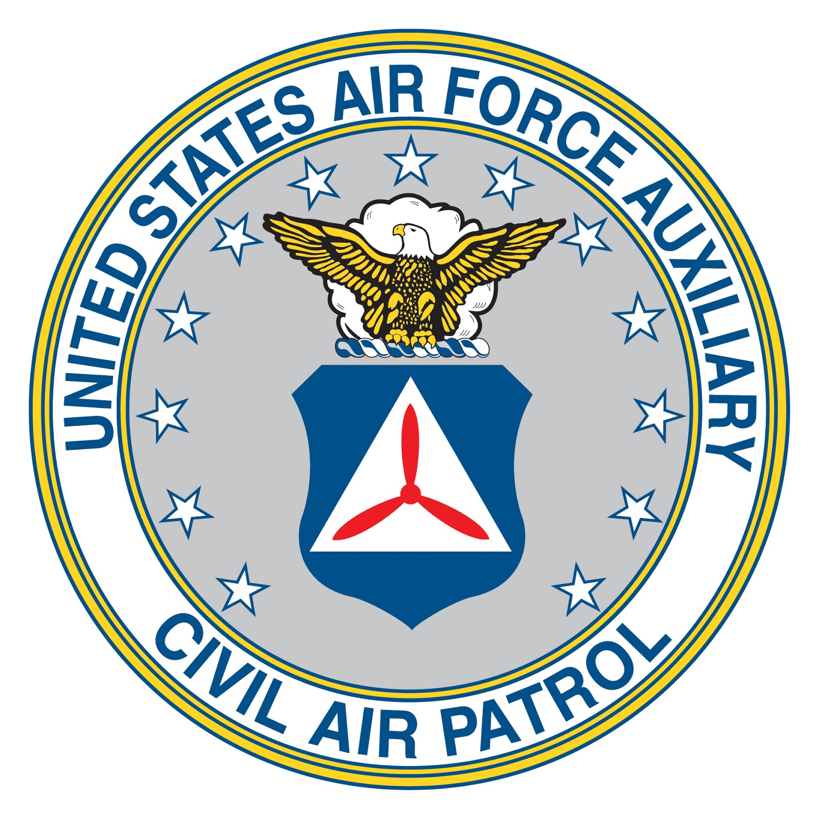 Long Beach Senior Squadron 150 The Symbols Of Civil Air Patrol Part