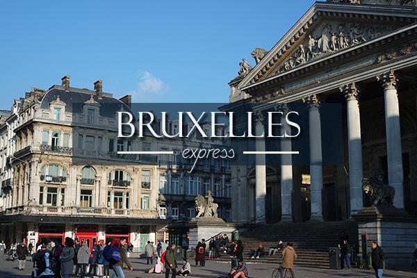 bruxelles place bourse