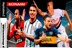 J-league Versi South American 2015 PS2 Version FINAL