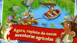 FarmVille 2 Country Escape Apk Mod Chaves Infinita