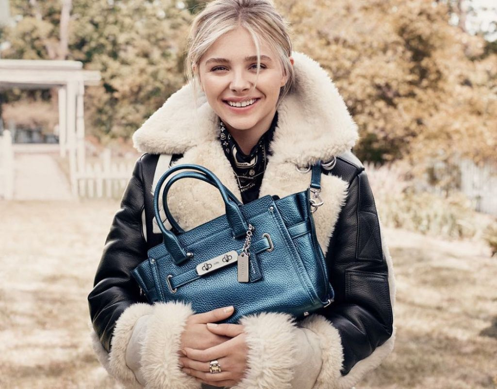 a413bbf76cde9 Coach Fall/Winter 2015 Campaign featuring Chloe Grace Moretz