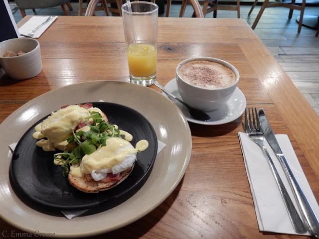 Brunch Adventures of a London Kiwi