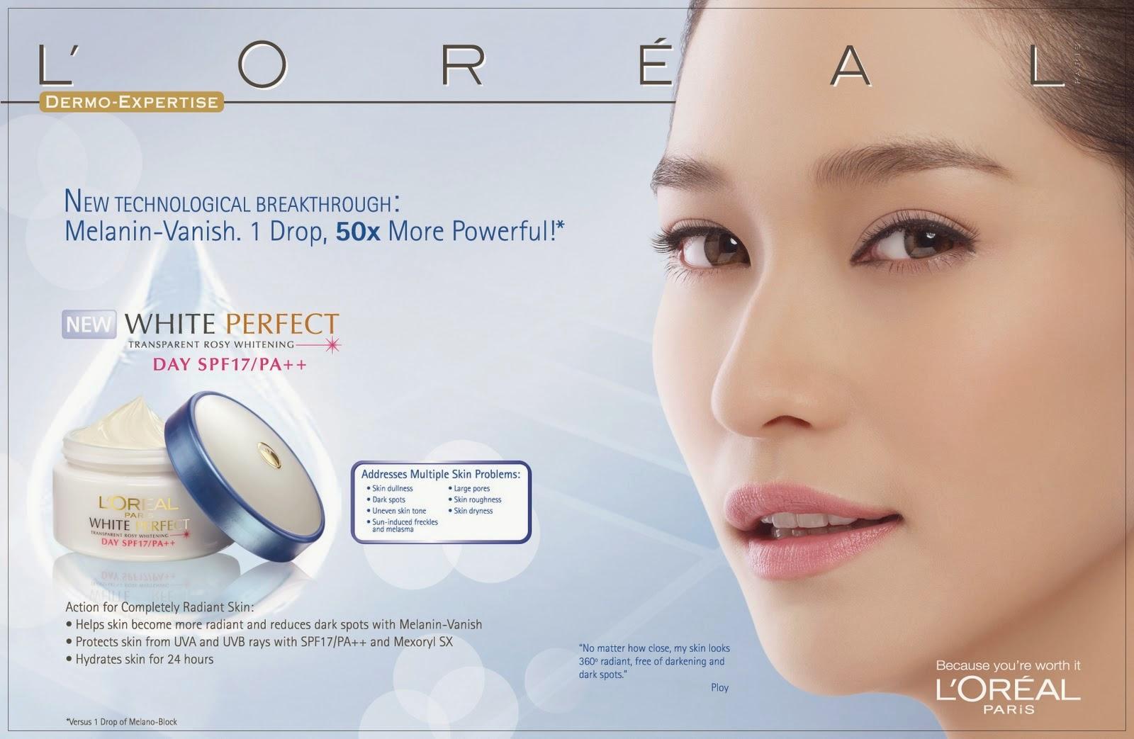Face Fresh Cream Fairness Ad