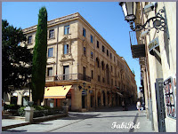 Rue de Salamanque Salamanca street