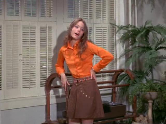Something is. amateur girl purple skirt upskirt opinion