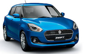 New 2018 maruti suzuki swift Blue photo