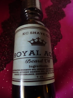 Royal Aqua from KC Shave Co