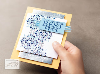 Stampin' Up! 2019 Sale-a-Bration AVAILABLE NOW ~ All Adorned Stamp Set