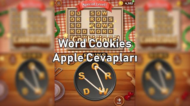 Word Cookies Apple Cevaplari